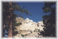 Mount Rushmoore, South Dakota