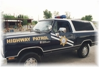 Nevada Highway Patrol - 5,4 L V8 =;o))