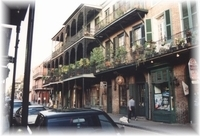 French Quarter- New Orleans, Lousianna