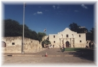 The ALAMO - San Antonio, Texas
